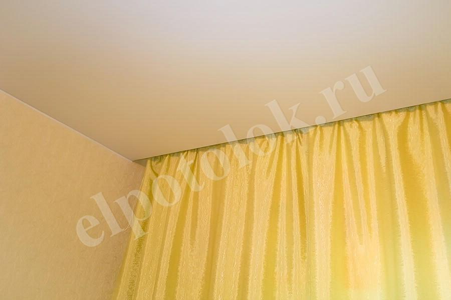 Подвесной потолок и карниз для штор